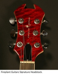 Fireplant Headstock